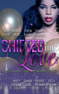 Cover Art for Shifted into Love: Lust in the Times of Mardi Gras by Shai August
