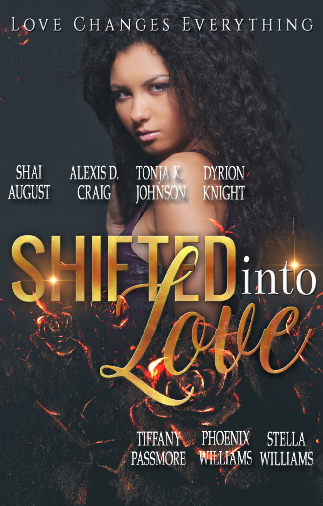 Cover Art for Shifted into Love: Love Changes Everything by Alexis D.  Craig