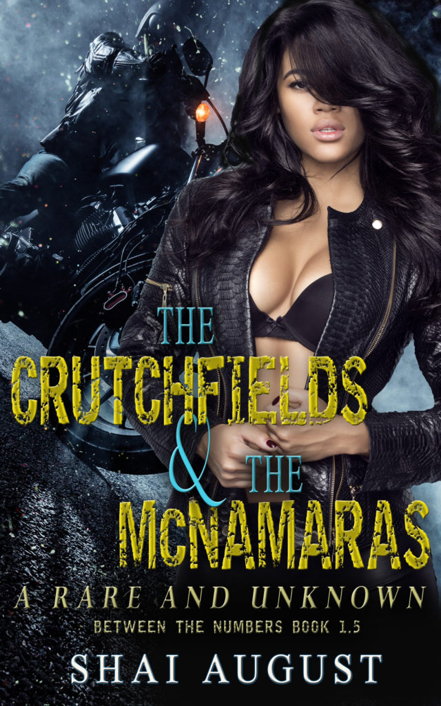 Cover Art for The Crutchfields & The McNamaras: A Rare & Unknown World by Shai August