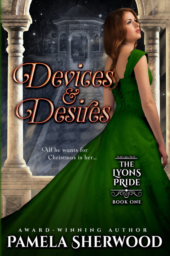 Cover Art for Devices and Desires by Pamela Sherwood