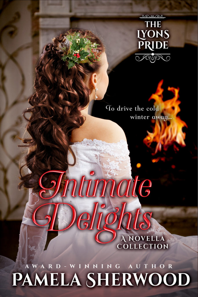 Cover Art for Intimate Delights by Pamela Sherwood