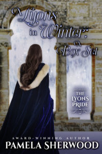 Cover Art for A  Lyons in Winter by Pamela Sherwood