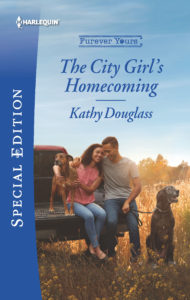 Cover Art for The City Girl's Homecoming by Kathy Douglass