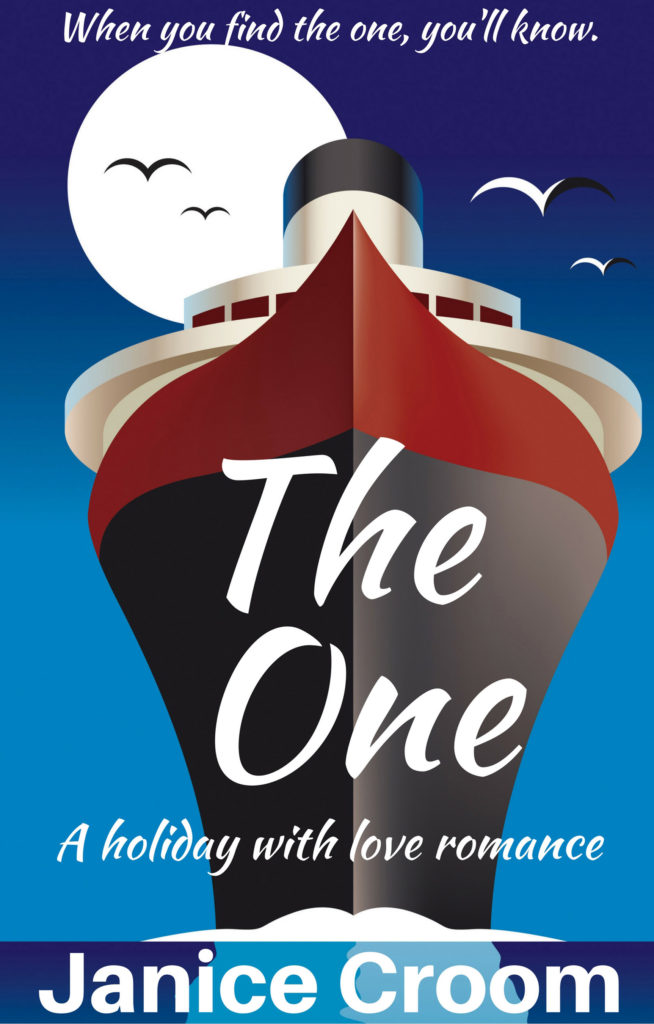 Cover Art for The One by Janice Croom