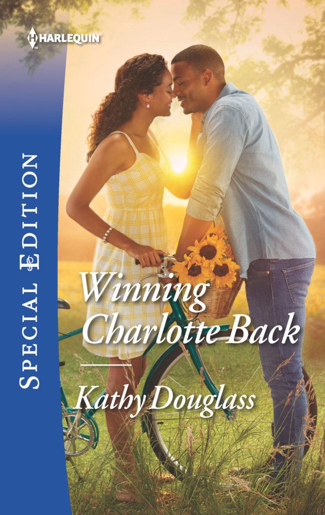 Cover Art for Winning Charlotte Back by Kathy Douglass