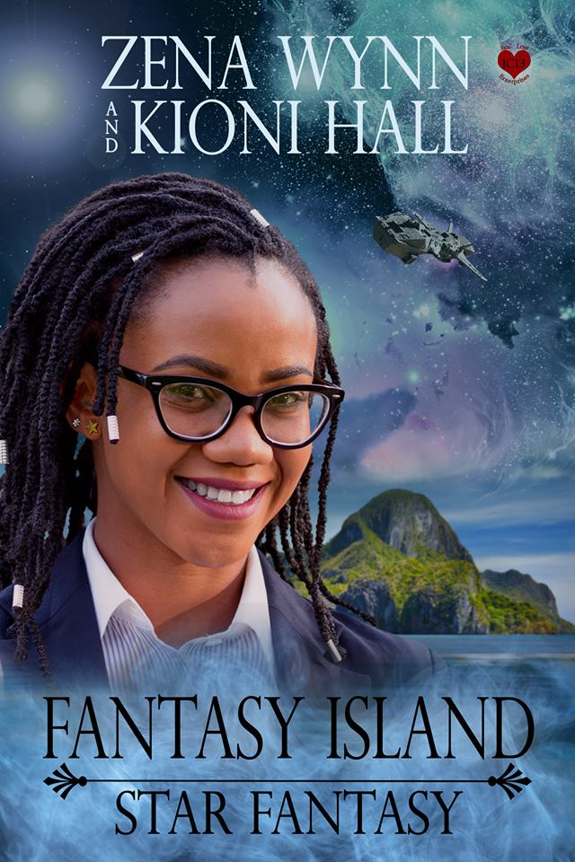 Cover Art for Fantasy Island: Star Fantasy by Kioni Hall
