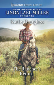 Cover Art for The Rancher's Return by Kathy Douglass