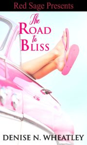 Cover Art for The Road to Bliss by Denise Wheatley