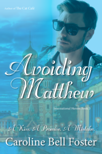 Cover Art for Avoiding Matthew by Caroline Bell foster