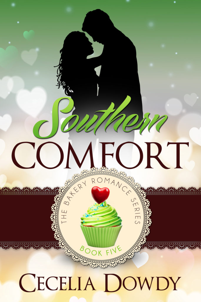 Cover Art for Southern Comfort by Cecelia  Dowdy