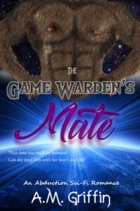 Cover Art for The Game Warden's Mate by A.M. Griffin