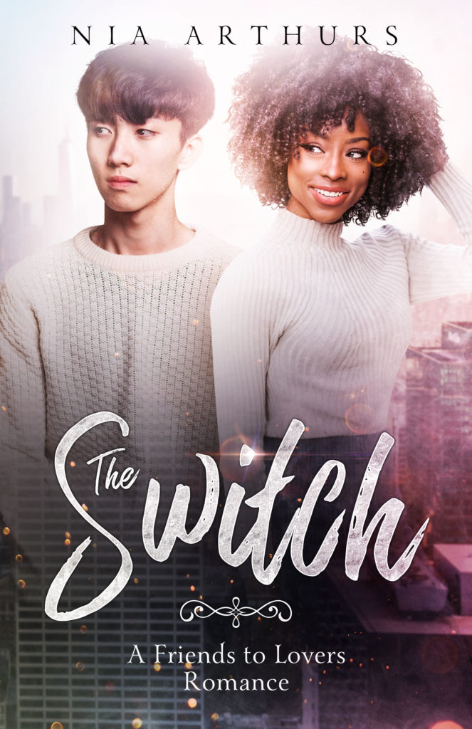 Cover Art for The Switch by Nia  Arthurs