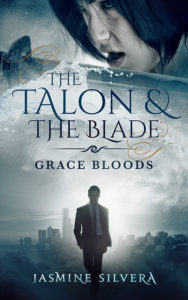 Cover Art for The Talon & The Blade by Jasmine Silvera