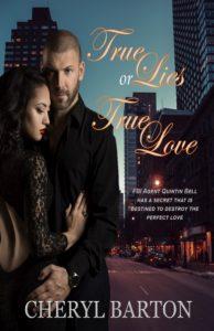 Cover Art for True Lies or True Love by Cheryl Barton