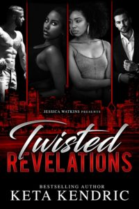 Cover Art for Twisted Revelations by Keta  Kendric