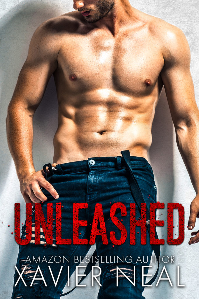 Cover Art for Unleashed (Synful Syndicate Series Book 1) by Xavier Neal