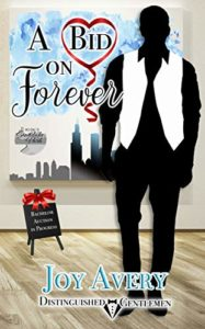 Cover Art for A Bid on Forever by Joy Avery