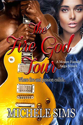 Cover Art for The Fire God Tour by Michele  Sims