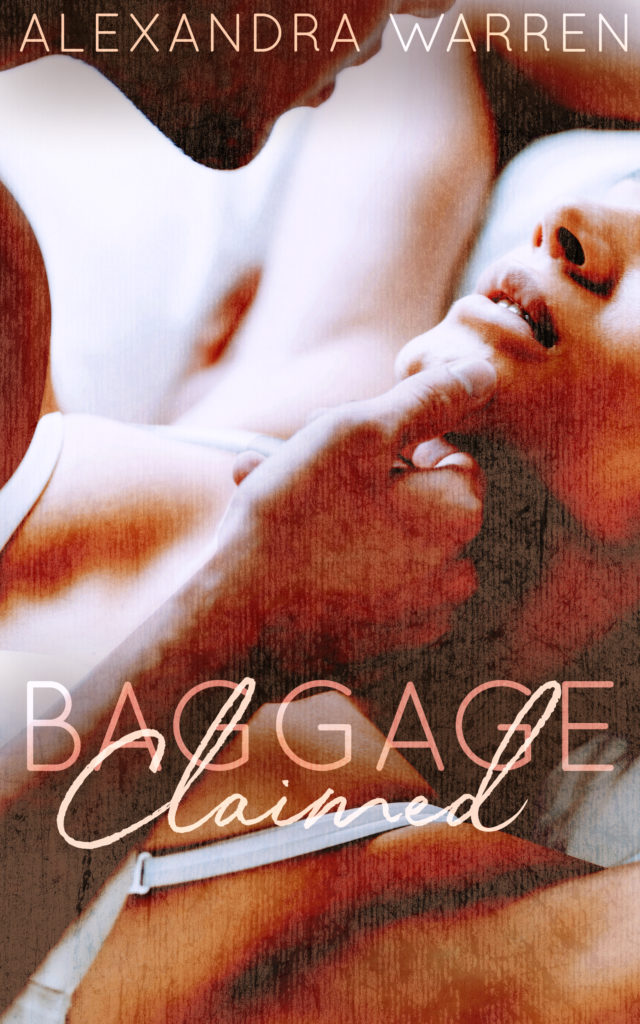 Cover Art for Baggage Claimed by Alexandra Warren