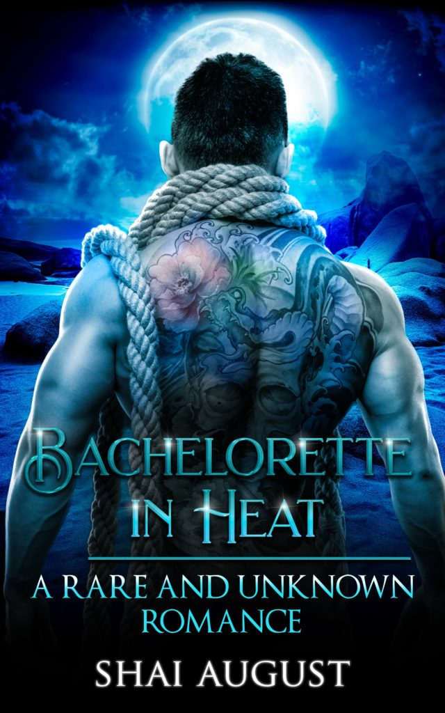 Cover Art for Bachelorette In Heat by Shai August