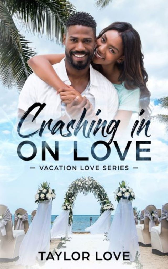 Cover Art for Crashing In On Love by Taylor Love