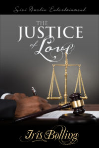 Cover Art for The Justice of Love by Iris  Bolling