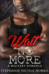 Cover Art for Wait No More by Stephanie Nicole  Norris
