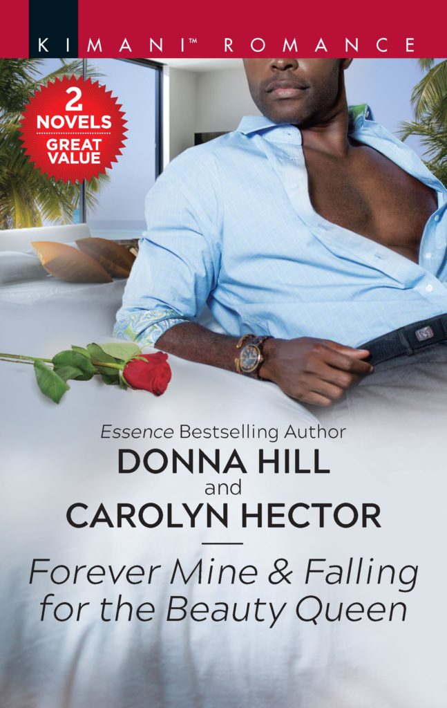 Cover Art for Falling for the Beauty Queen by Carolyn  Hector