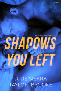 Cover Art for Shadows You Left by Jude Sierra