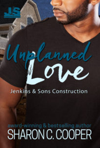 Cover Art for Unplanned Love by Sharon Cooper