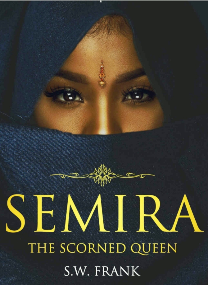 Cover Art for Semira: The Scorned Queen by S.W. Frank