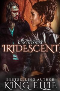 Cover Art for Iridescent by King Ellie