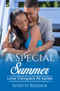 Cover Art for A Special Summer by Suzette Riddick