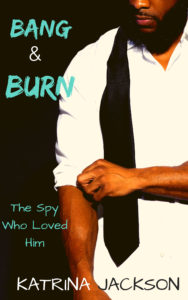Cover Art for Bang & Burn by Katrina Jackson