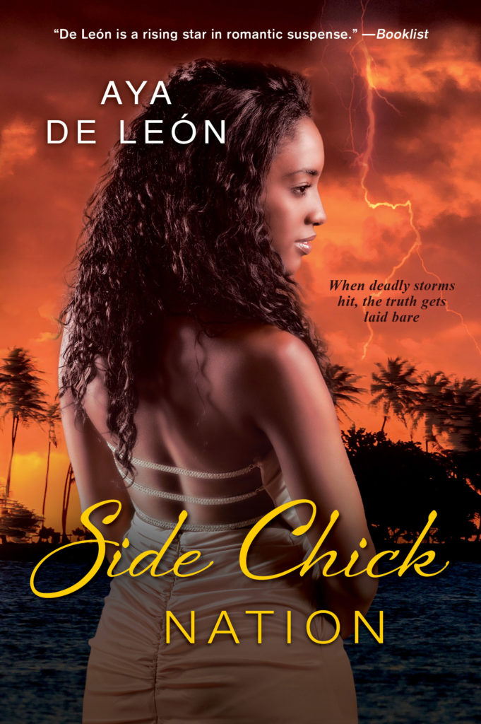 Cover Art for Side Chick Nation by Aya de Leon