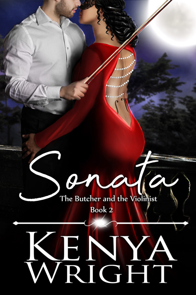 Cover Art for Sonata by Kenya Wright