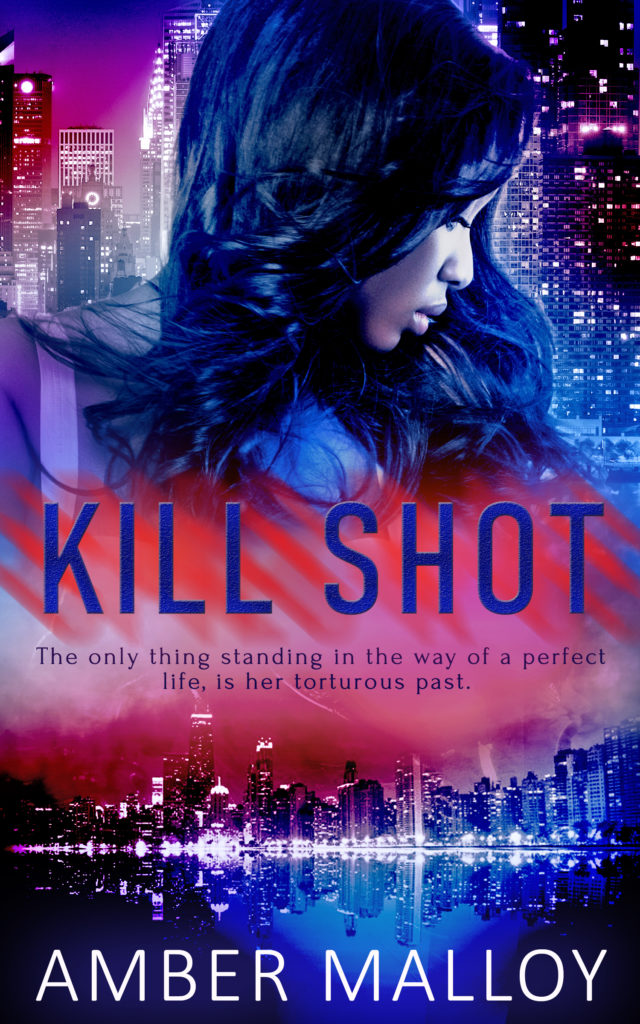 Cover Art for Kill Shot by Amber  Malloy
