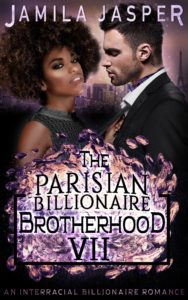 Cover Art for Parisian Billionaire Brotherhood by Jamila Jasper