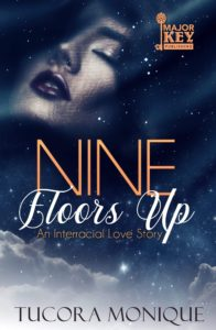 Cover Art for Nine Floors Up by Tucora Monique
