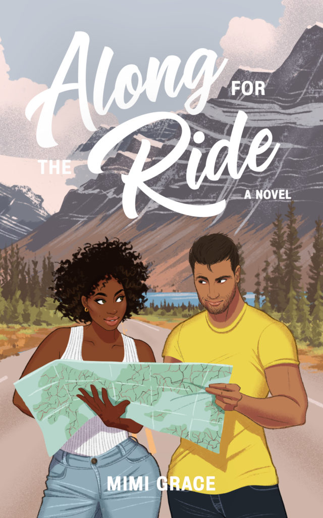 Cover Art for Along for the Ride by Mimi Grace