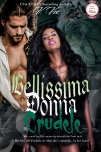 Cover Art for Bellissima Donna Crudele by V. Vee