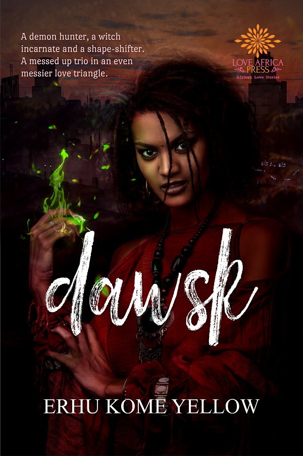 Cover Art for Dawsk by Erhu Kome Yellow