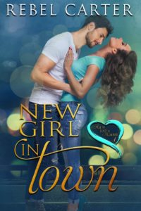 Cover Art for New Girl In Town by Rebel Carter