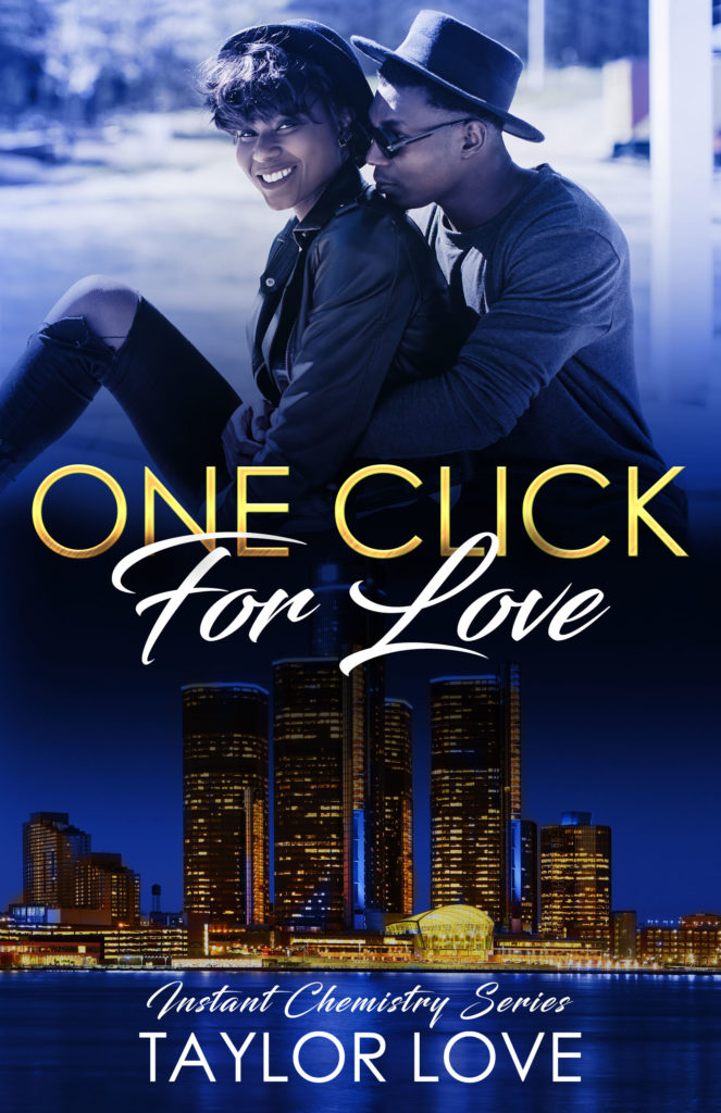 Cover Art for One Click For Love by Taylor Love