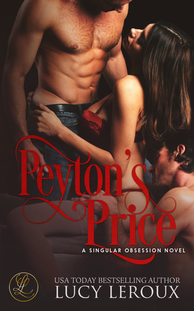 Cover Art for Peyton's Price by Lucy Leroux