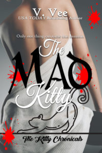 Cover Art for The Mad Kitty (Kitty Chronicles) by V. Vee