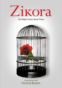 Cover Art for Zikora: The Bight Series Book Three by Ferona Brown