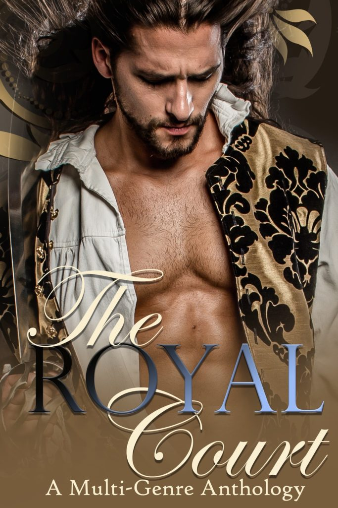 Cover Art for The Royal Court by Angela Kay Austin