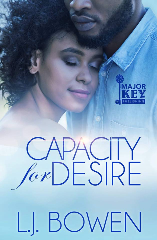 Cover Art for Capacity for Desire by L.J. Bowen
