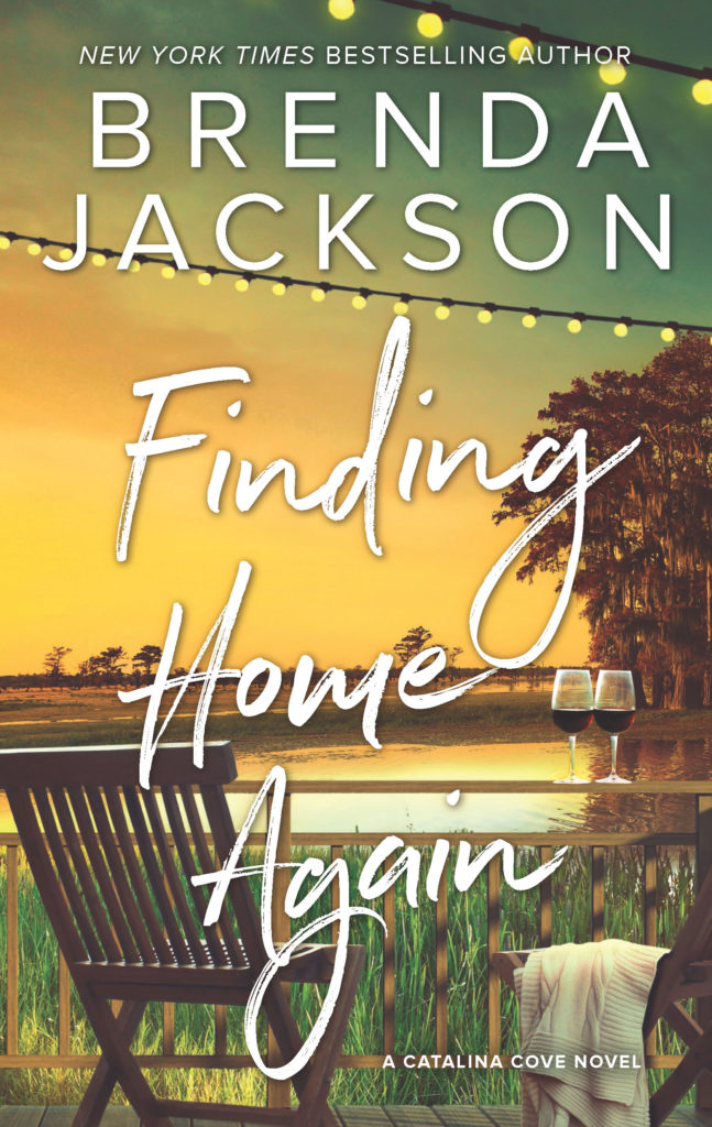 Cover Art for Finding Home Again by Brenda  Jackson